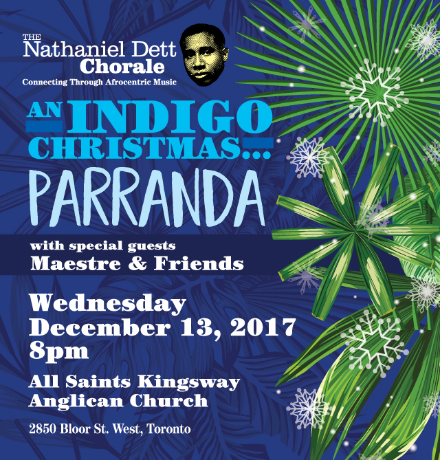 An Indigo Christmas... Parranda