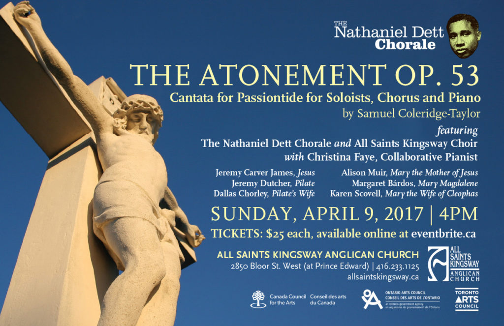 Poster for The Atonement Op. 53
